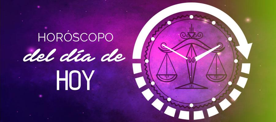 Horóscopo Libra Hoy -  Horóscopo diario de Libra