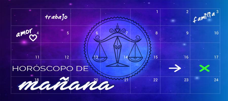 Horóscopo Libra de Mañana